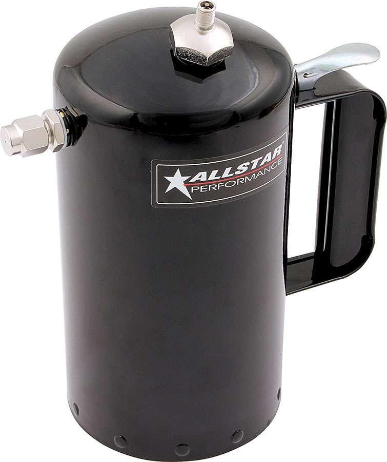 Allstar Performance Steel Sprayer Black