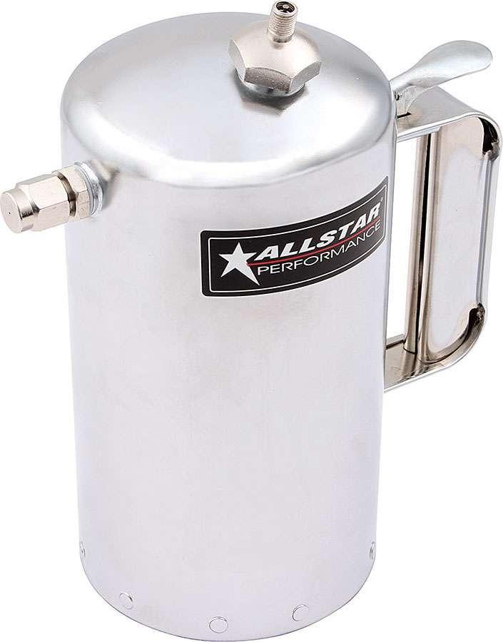 Allstar Performance Steel Sprayer Chrome