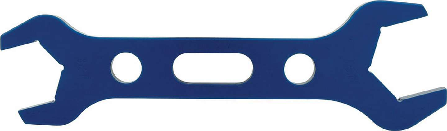 Allstar Performance Double Ended Alum Wrench -12/-16 Fitting