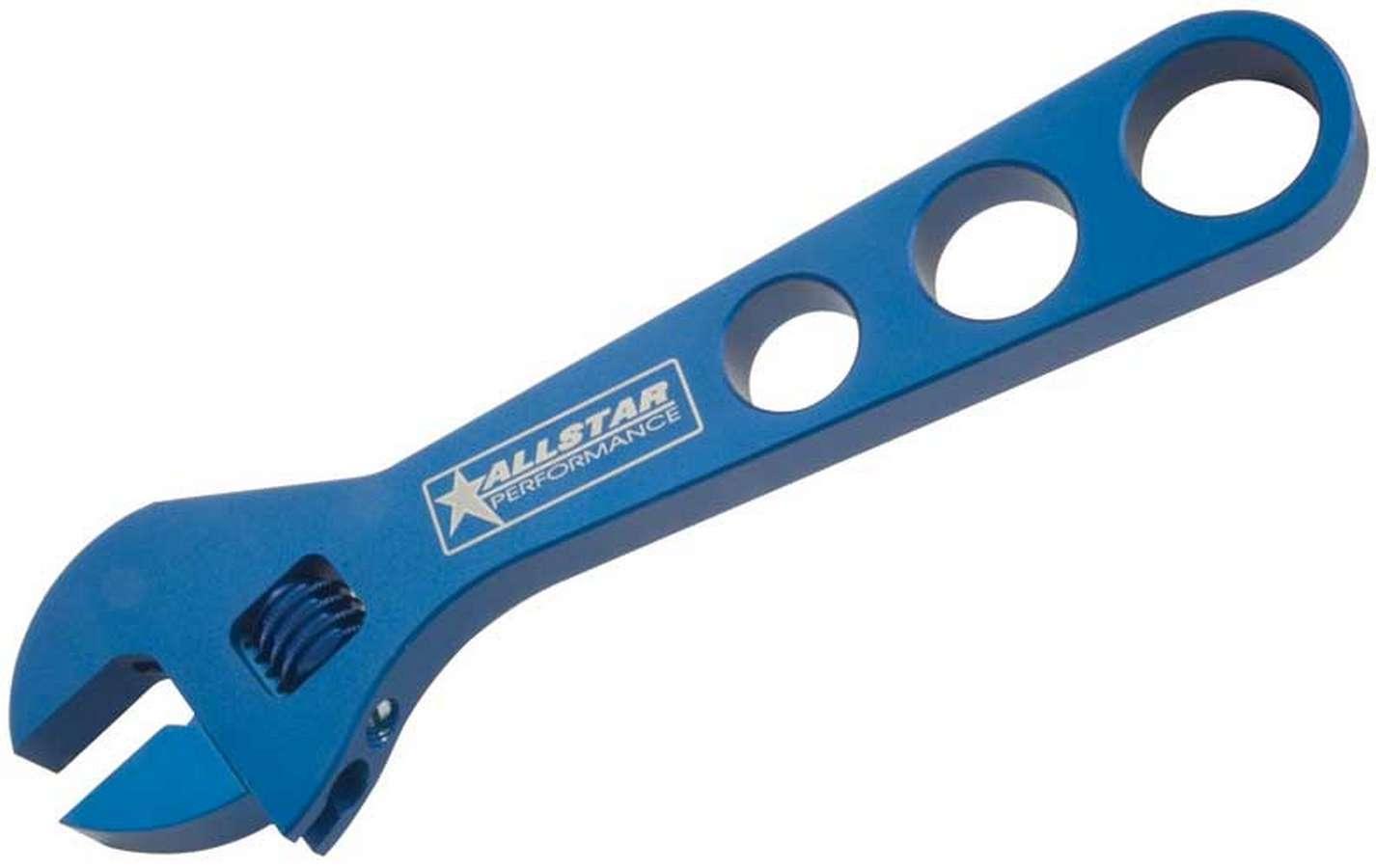 Allstar Performance Alum Adj Wrench 0-10AN