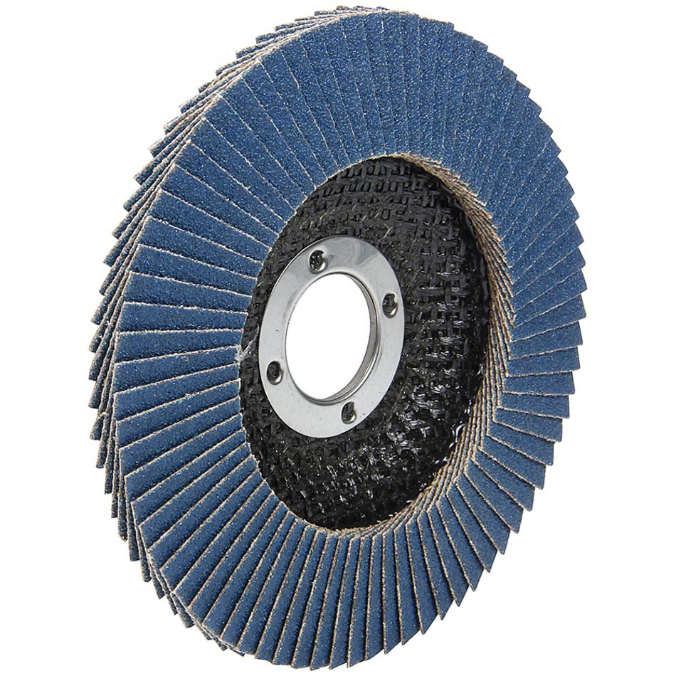 Allstar Performance Flap Discs 120 Grit 4-1/2in with 7/8in Arbor