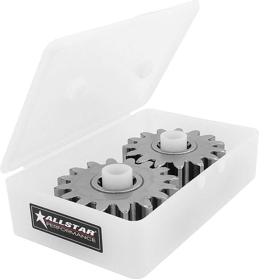 Allstar Performance QC Gear Tote Plastic White 10pk