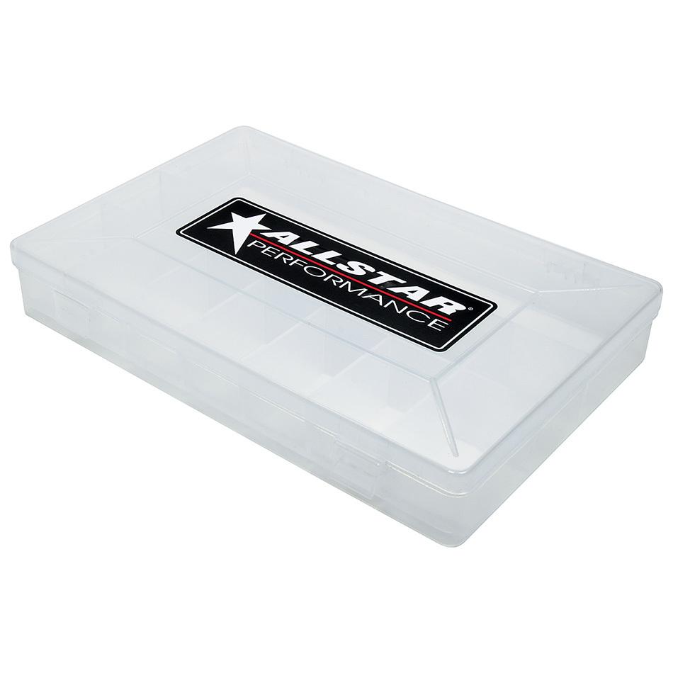 Allstar Performance Plastic Storage Case 15 Comp 11x7x1.75