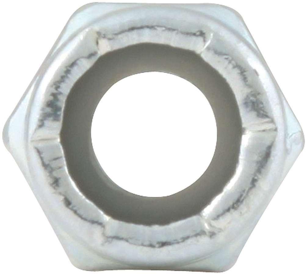 Allstar Performance Nylon Insert Nuts 1/4-20 10pk