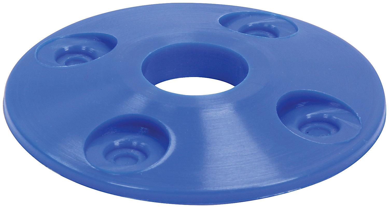 Allstar Performance Scuff Plate Plastic Blue 4pk