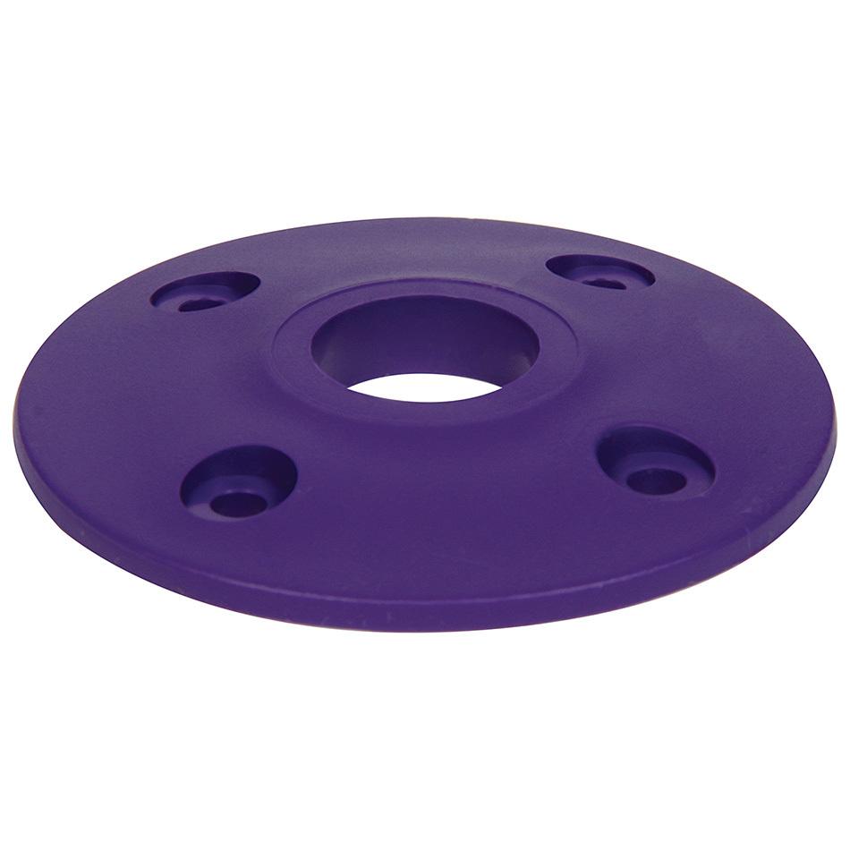 Allstar Performance Scuff Plate Plastic Purple 25pk