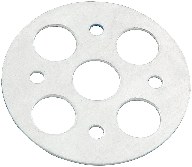 Allstar Performance LW Scuff Plate Aluminum 3/8in 25pk