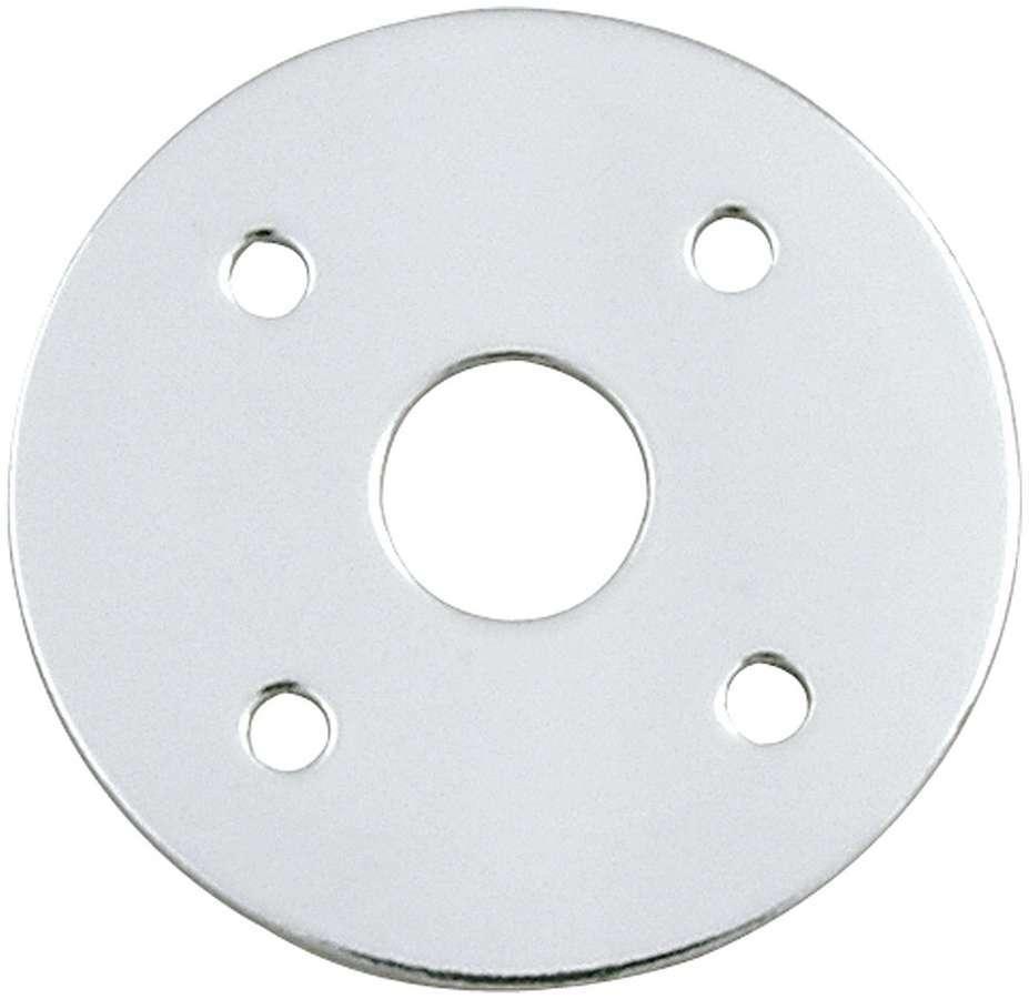 Allstar Performance Scuff Plate Alum 3/8in Hole 50pk