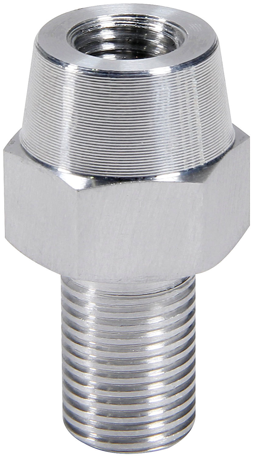 Allstar Performance Hood Pin Adapter 1/2-20 Male to 3/8-24 Female
