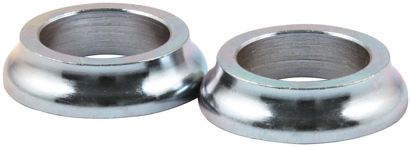 Allstar Performance Tapered Spacers Steel 5/8in ID x 1/4in Long