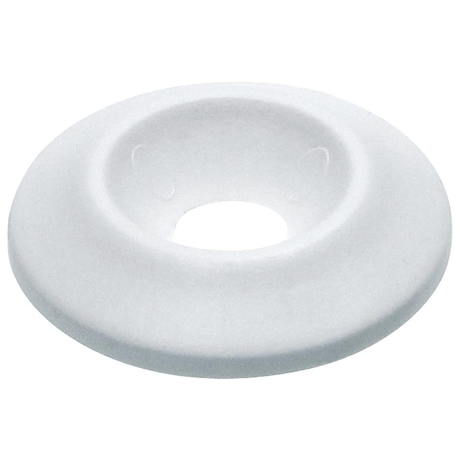 Allstar Performance Countersunk Washer White 50pk