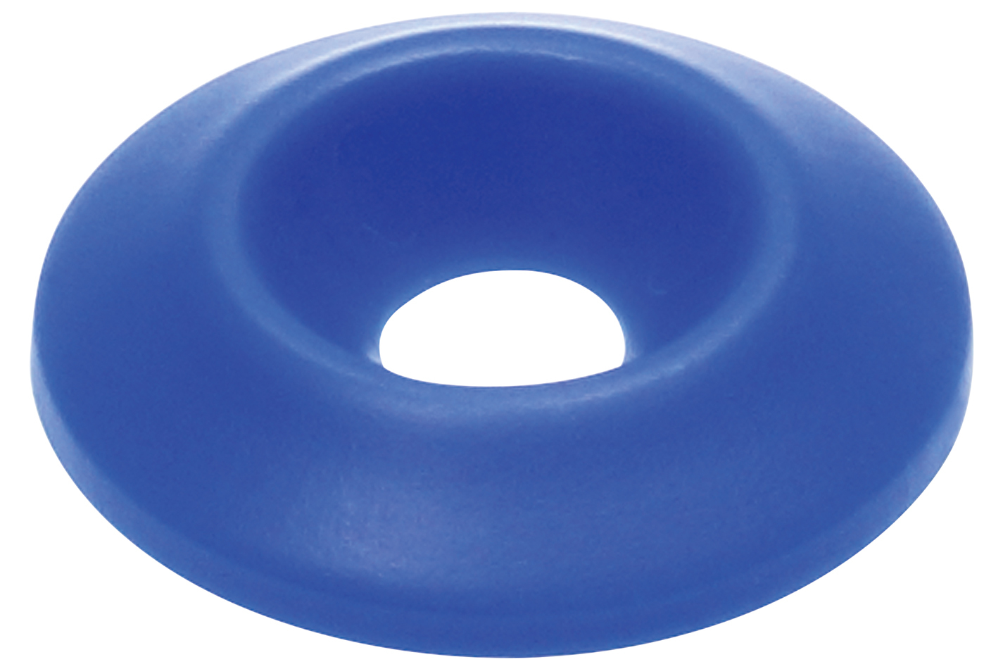 Allstar Performance Countersunk Washer Blue 10pk