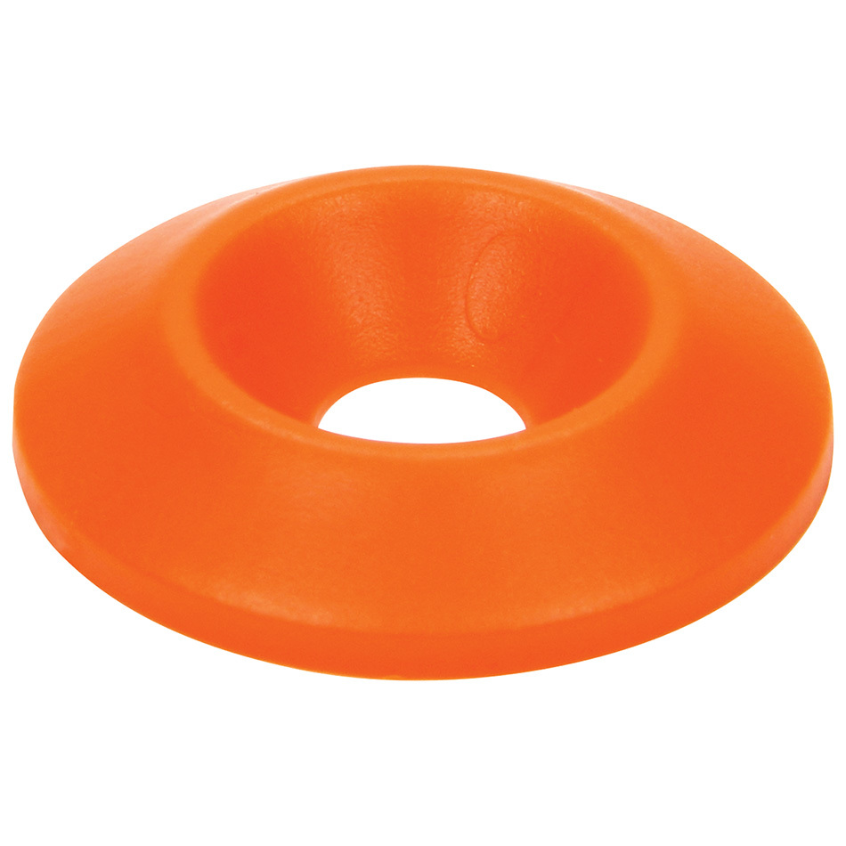 Allstar Performance Countersunk Washer Orange 50pk