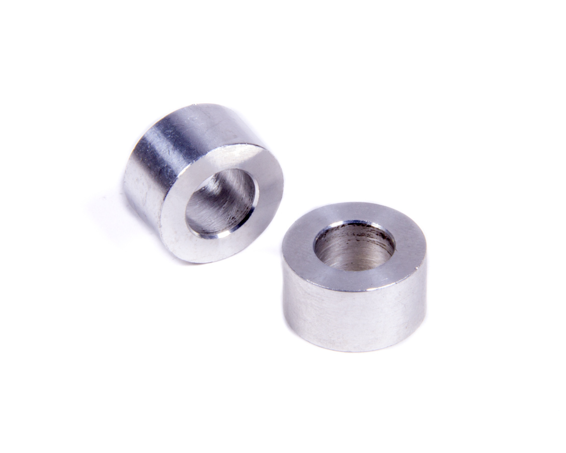Allstar Performance Flat Spacers Alum 3/8in Thick 3/8in ID 11/16inOD