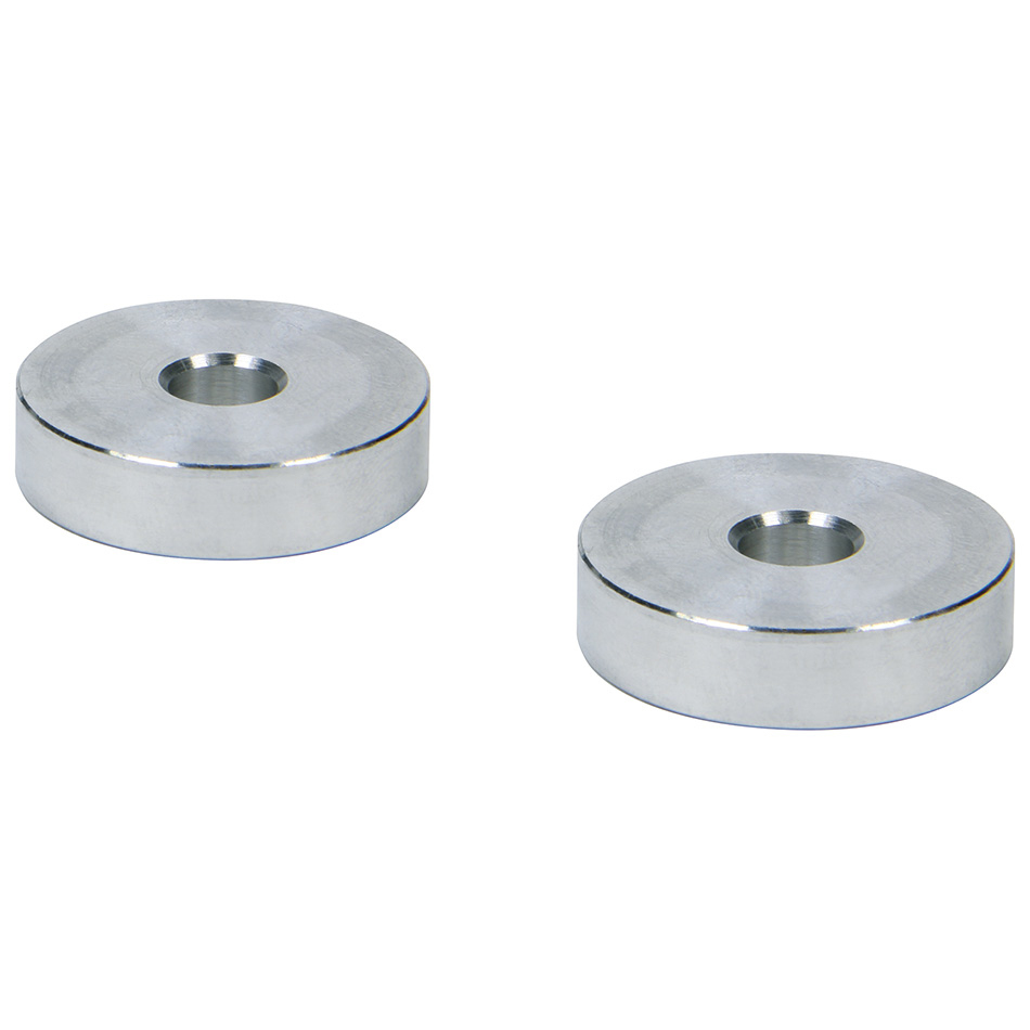 Allstar Performance Hourglass Spacers 1/4in ID x 1in OD x 1/4in Long