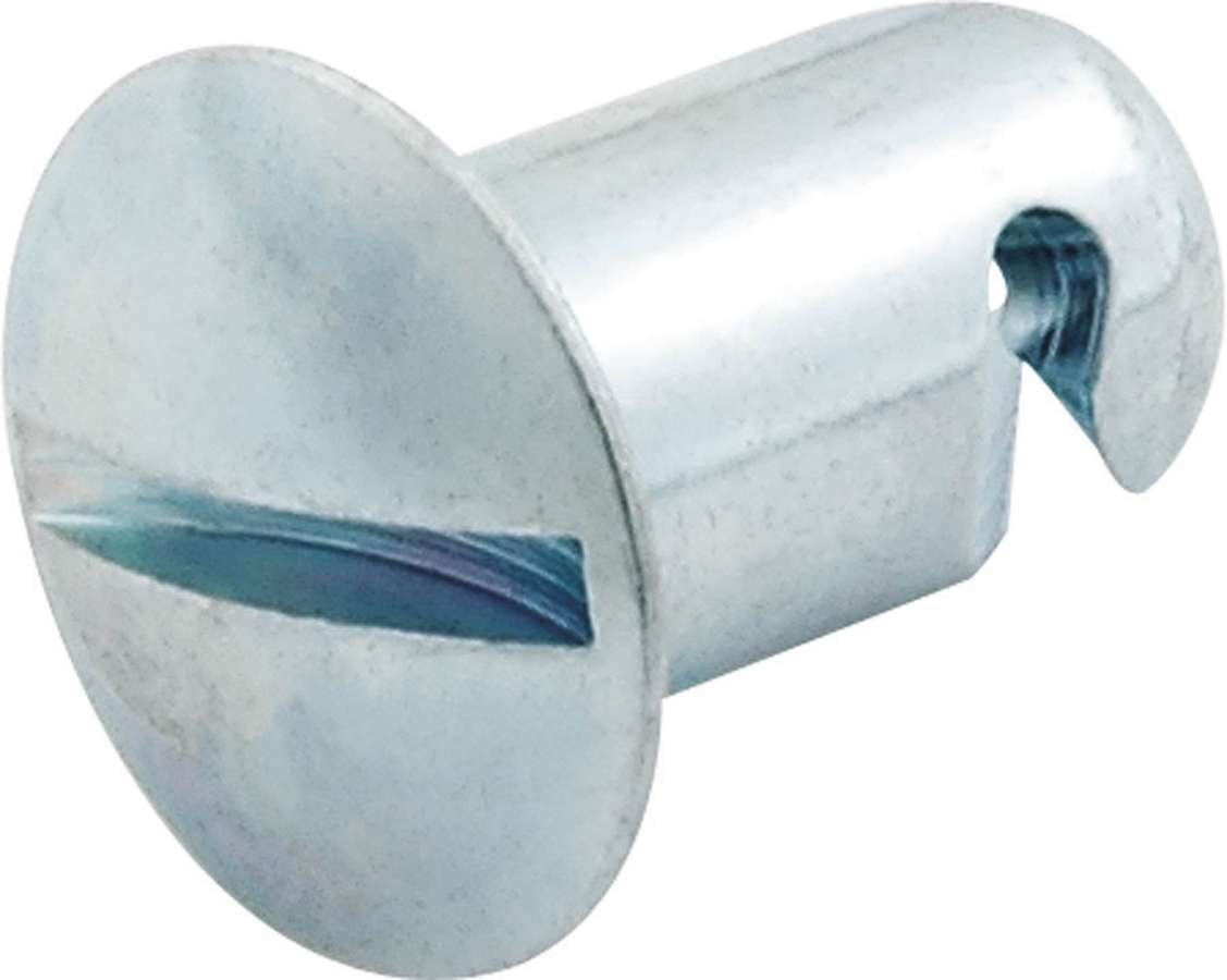 Allstar Performance Oval Hd Fasteners 7/16 .500in 10pk Steel