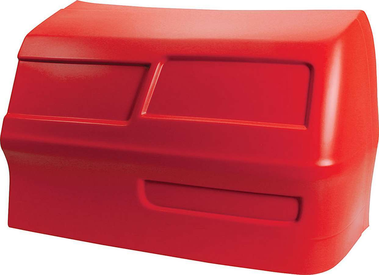 Allstar Performance M/C SS Nose Red Left Side Only
