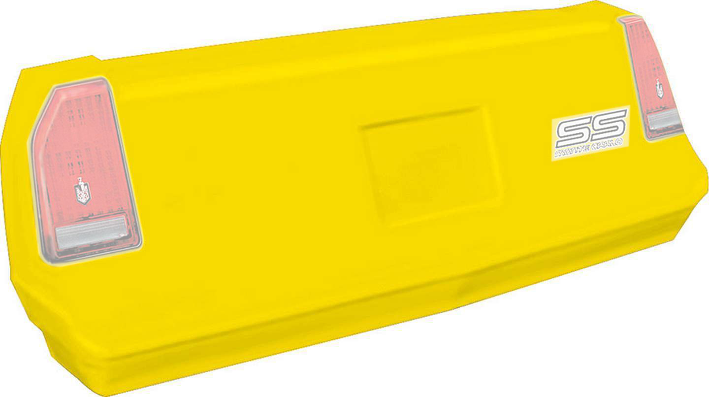 Allstar Performance Monte Carlo SS Tail Yellow 1983-88