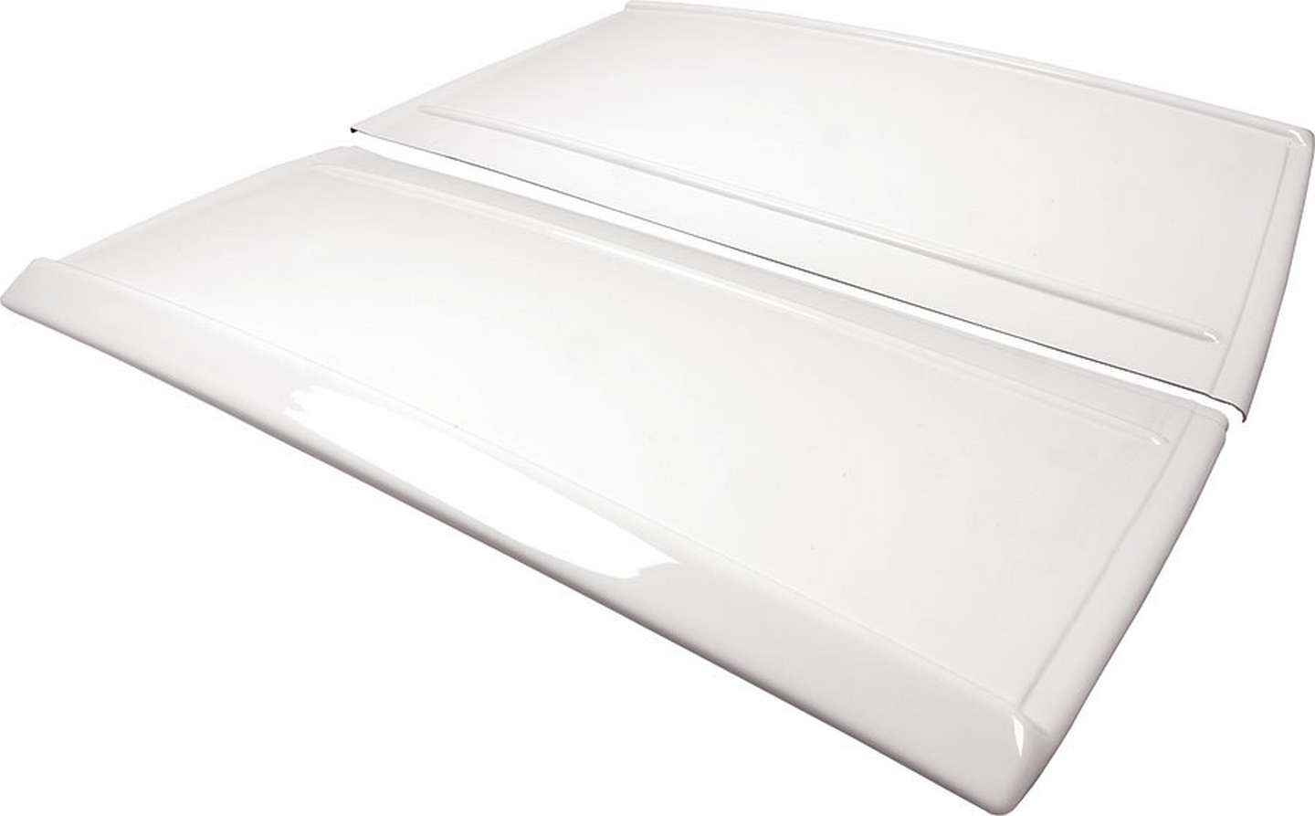 Allstar Performance 2 Piece Dirt Roof White Discontinued
