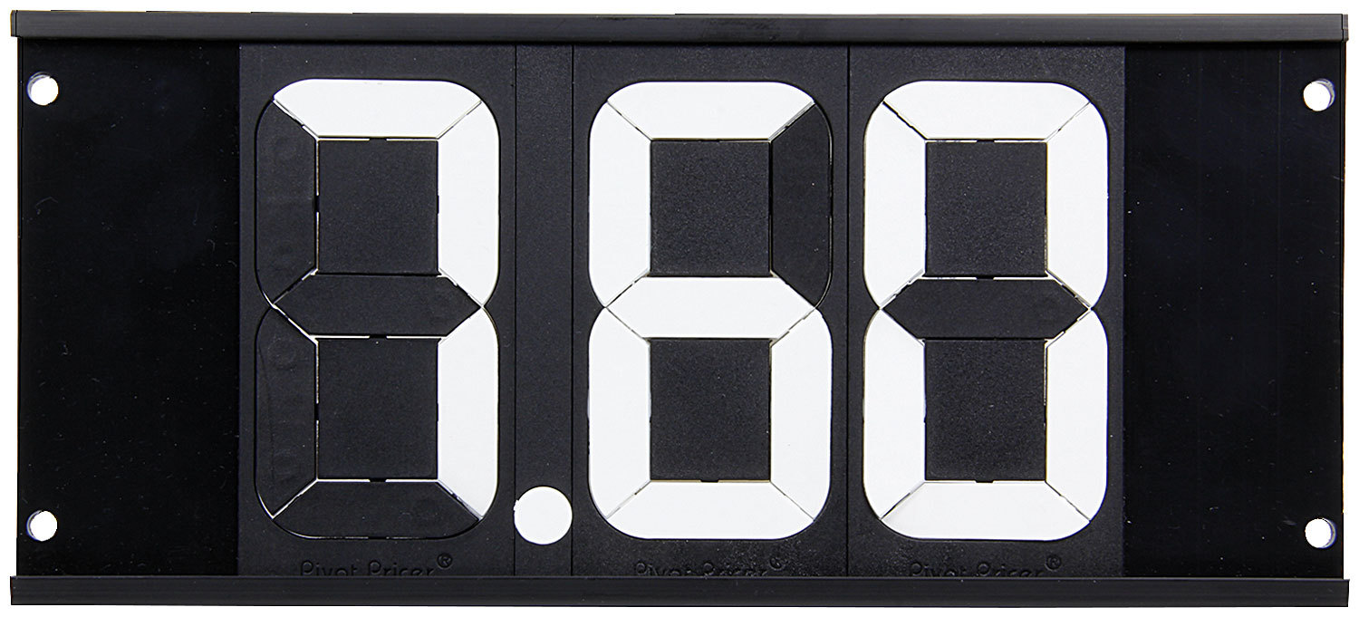 Allstar Performance Dial-In Board 3 Digit w/ Mounting Holes