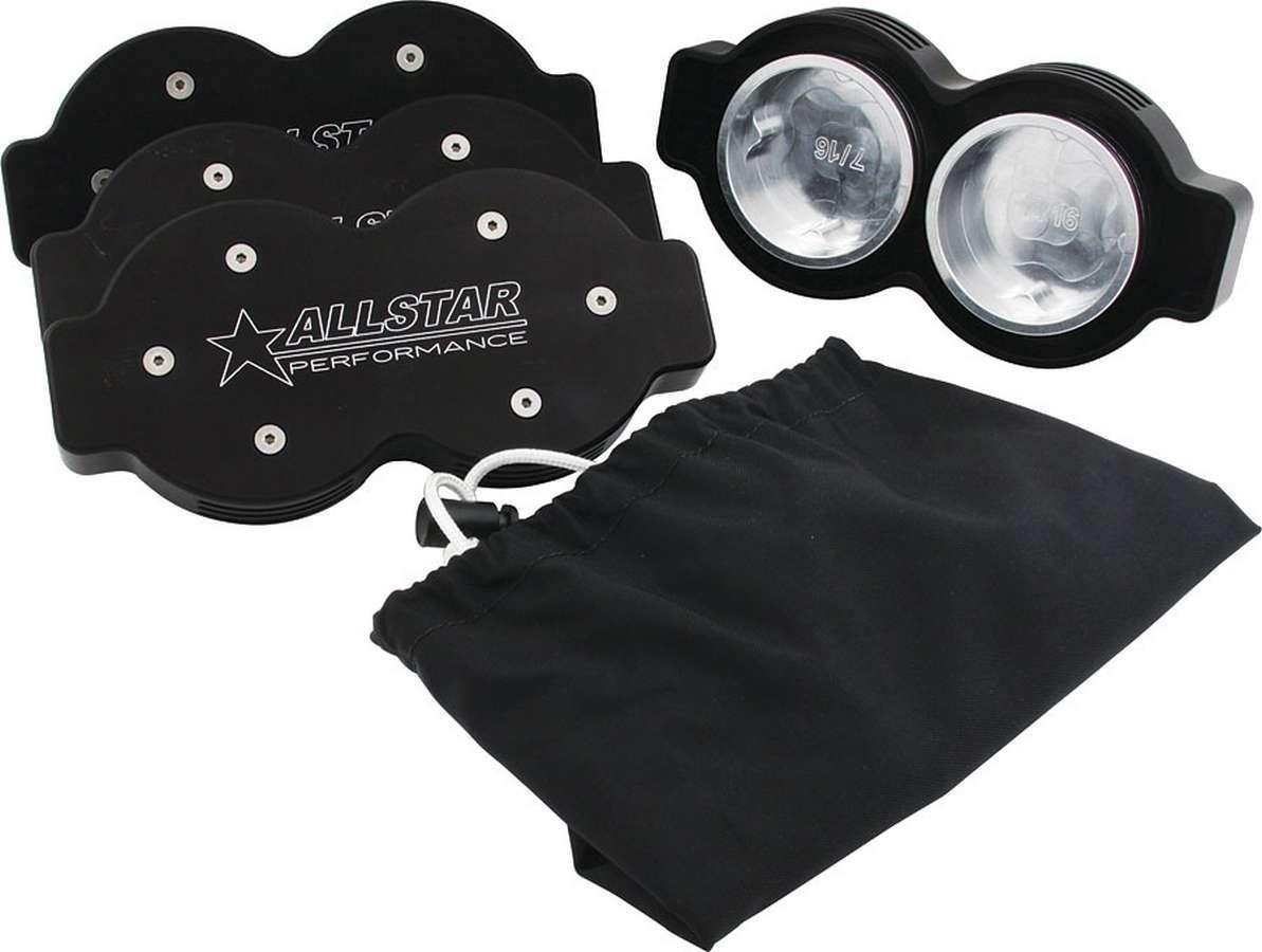 Allstar Performance Sprint Wash Plug Set Hilborn 2-7/16in