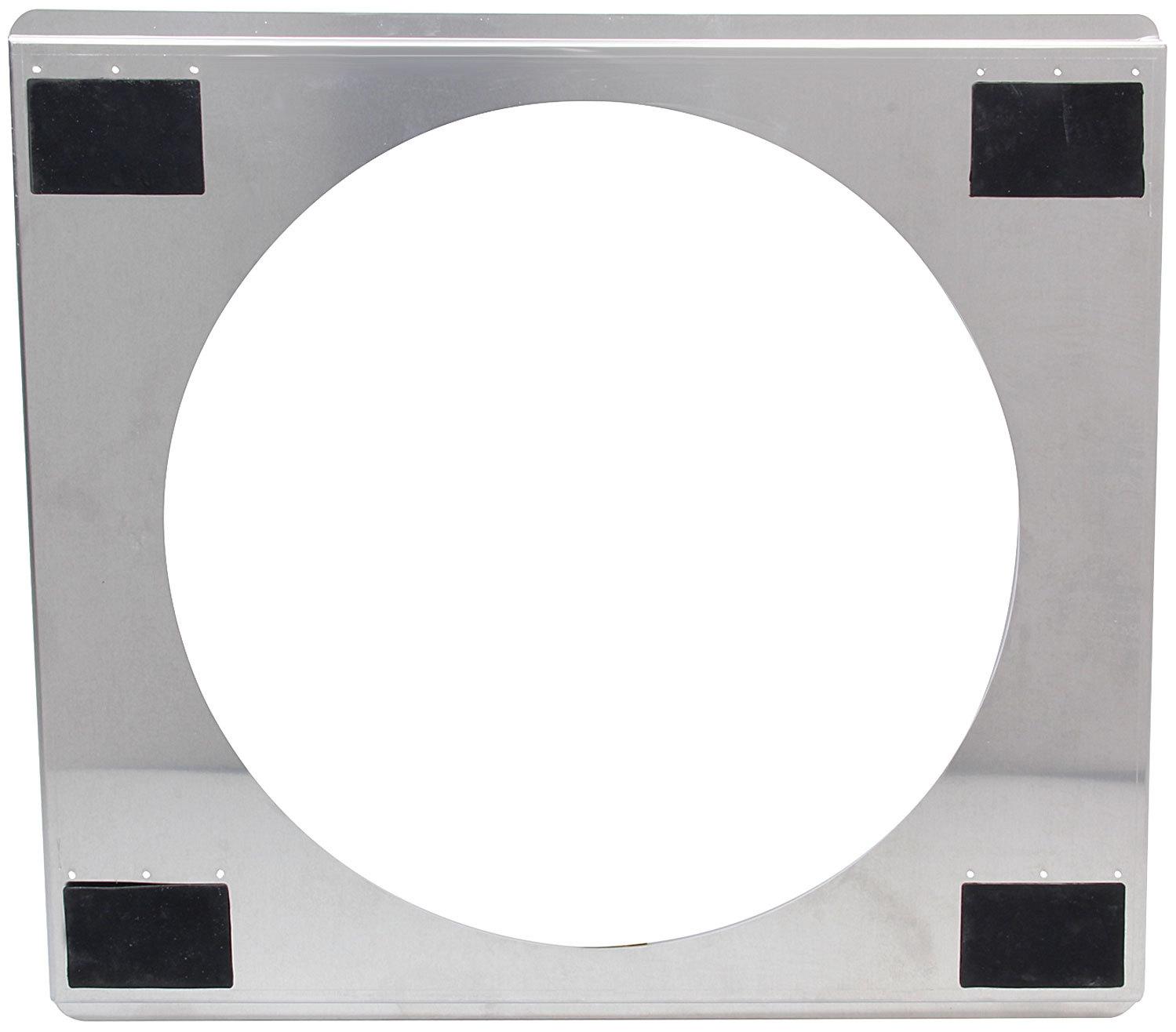 Allstar Performance Aluminum Fan Shroud 18-3/4x18-3/4 Single 16