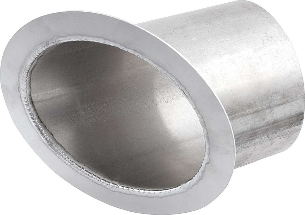 Allstar Performance Exhaust Shield Round Single Angle Exit