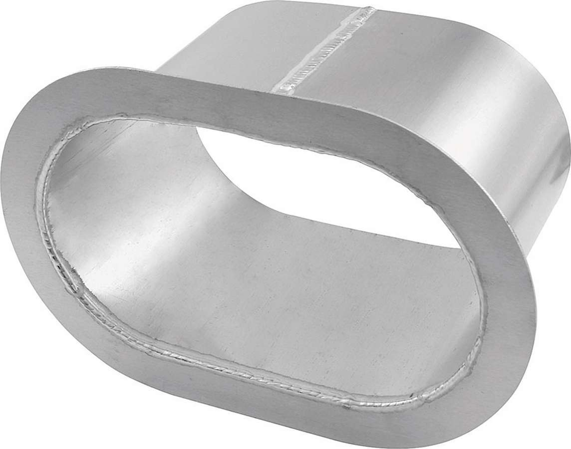 Allstar Performance Exhaust Shield Oval Dual Straight Exit