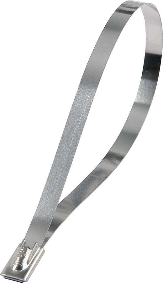 Allstar Performance Stainless Steel Cable Ties 7-1/2in 8pk