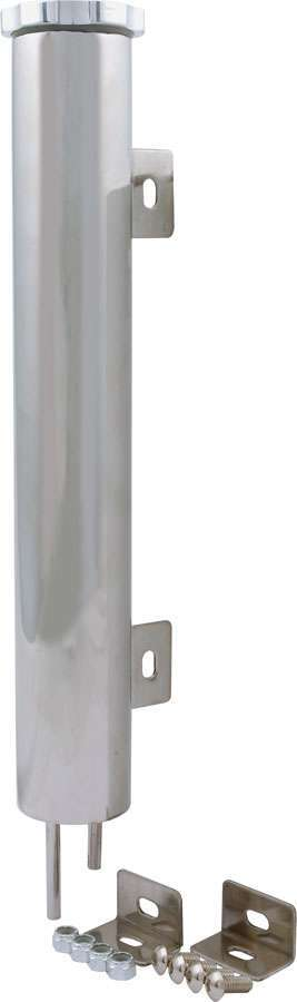 Allstar Performance Stainless Overflow Tank 2in x 15in
