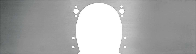 Allstar Performance Motor Plate SBC Front