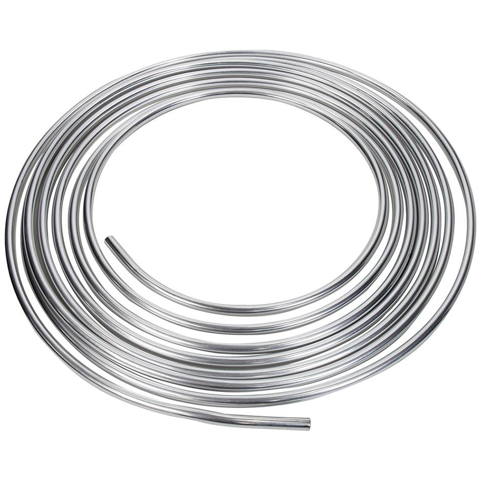 Allstar Performance Fuel Line Aluminum 3/8in x 25ft