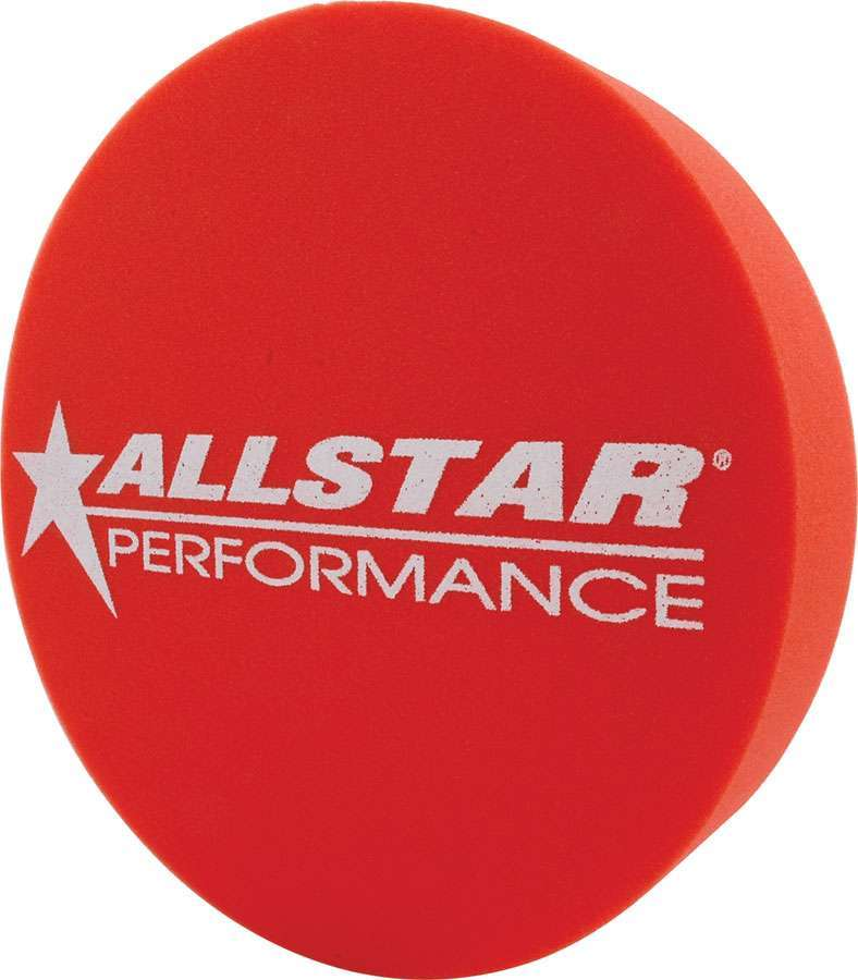 Allstar Performance Foam Mud Plug Red 3in