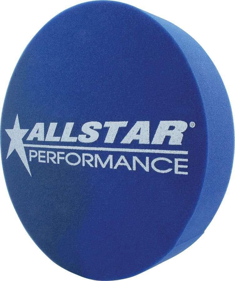 Allstar Performance Foam Mud Plug Blue 3in