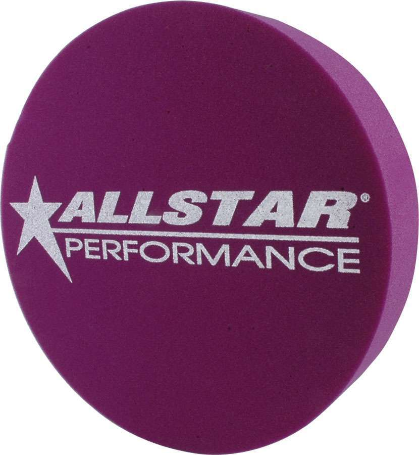 Allstar Performance Foam Mud Plug Purple 3in