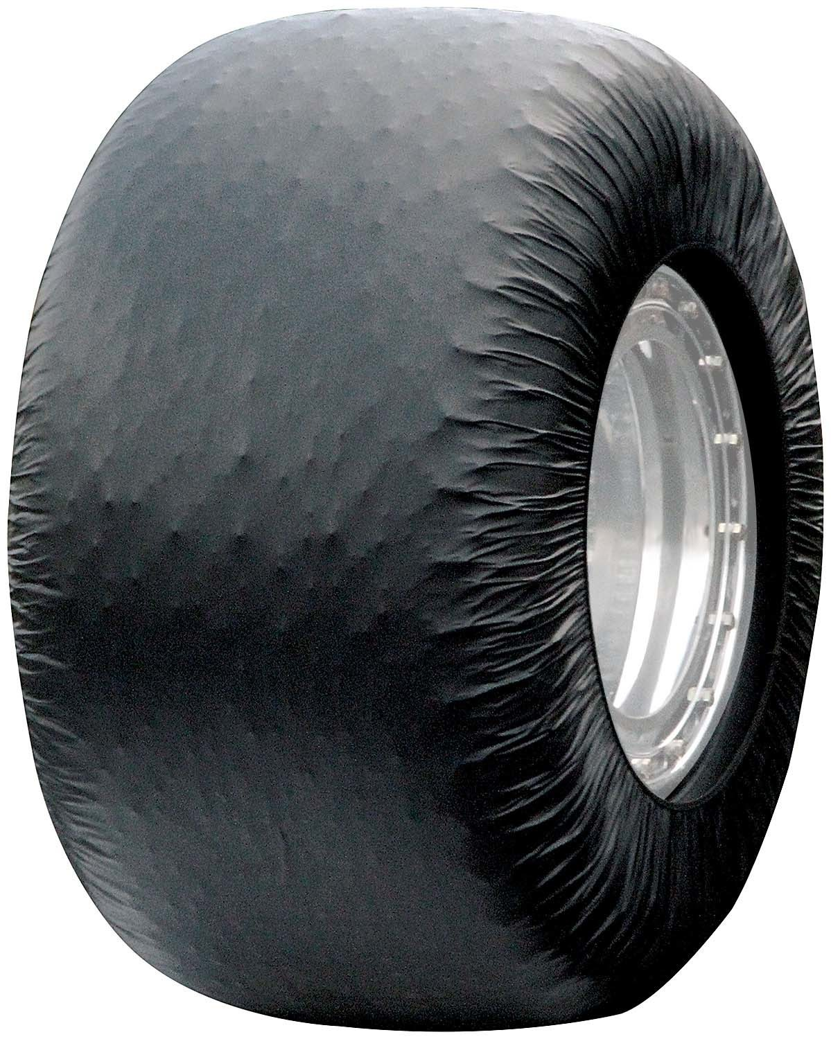 Allstar Performance Easy Wrap Tire Covers 4pk LM92