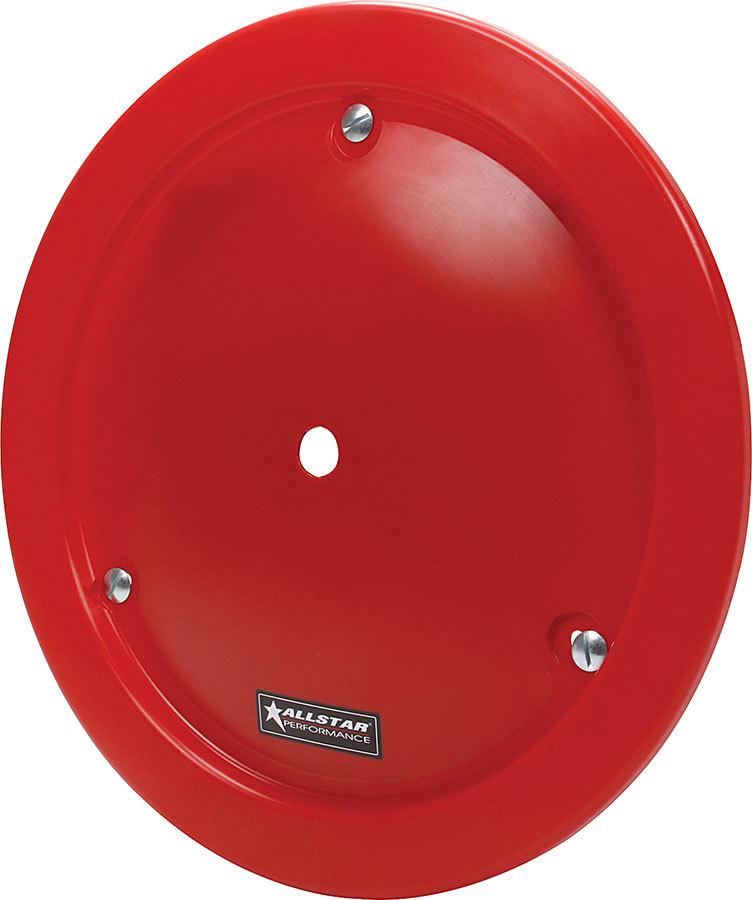 Allstar Performance Universal Wheel Cover Red