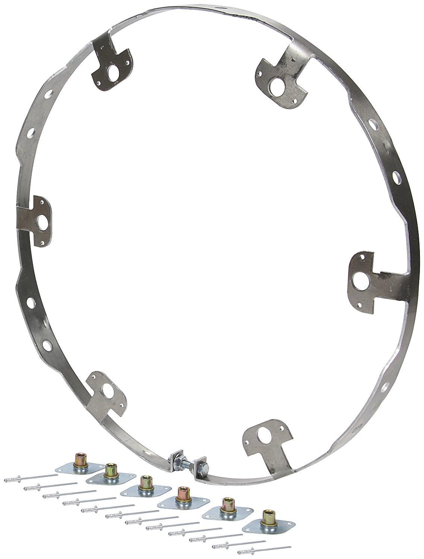 Allstar Performance Wheel Ring Flat Style Alum 6 Fastener Bolt-on