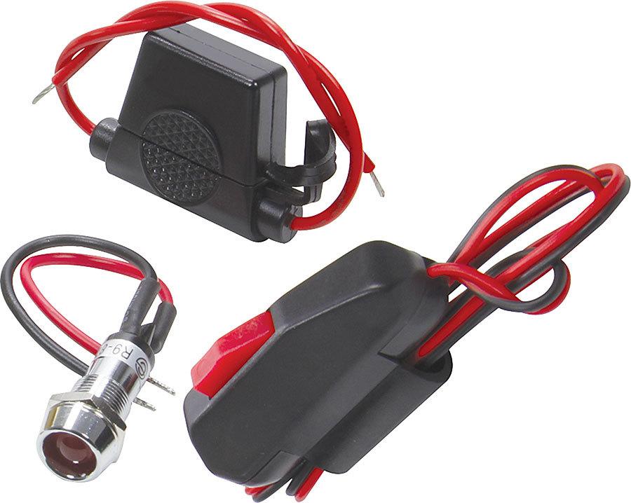 Allstar Performance Electrical Hardware Kit for Line Lock