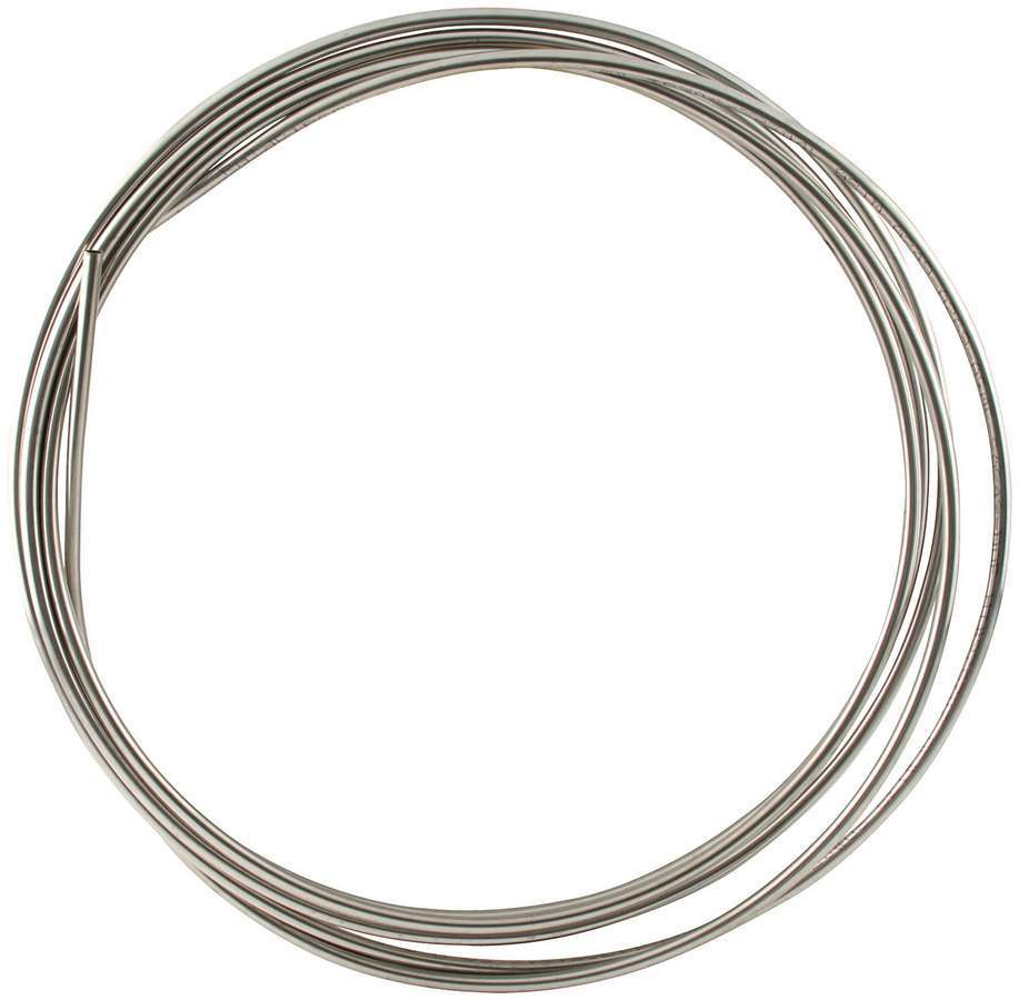 Allstar Performance 5/16in Coiled Tubing 20ft Stainless Steel