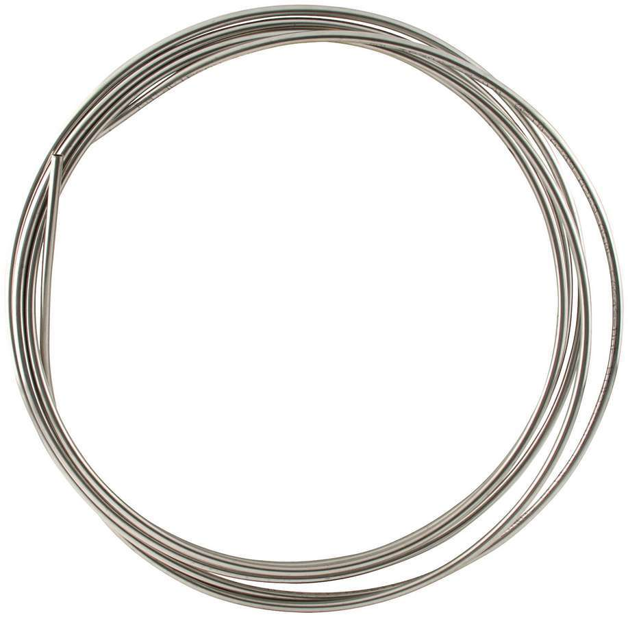 Allstar Performance 3/8in Coiled Tubing 20ft Stainless Steel