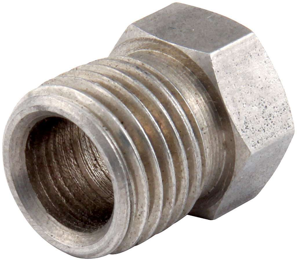 Allstar Performance Inverted Flare Nuts 4pk 5/16 Stainless Steel