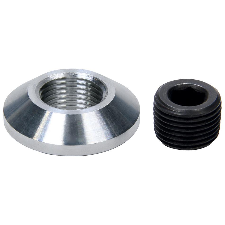 Allstar Performance Drain Plug Kit 3/8in NPT Aluminum Bung