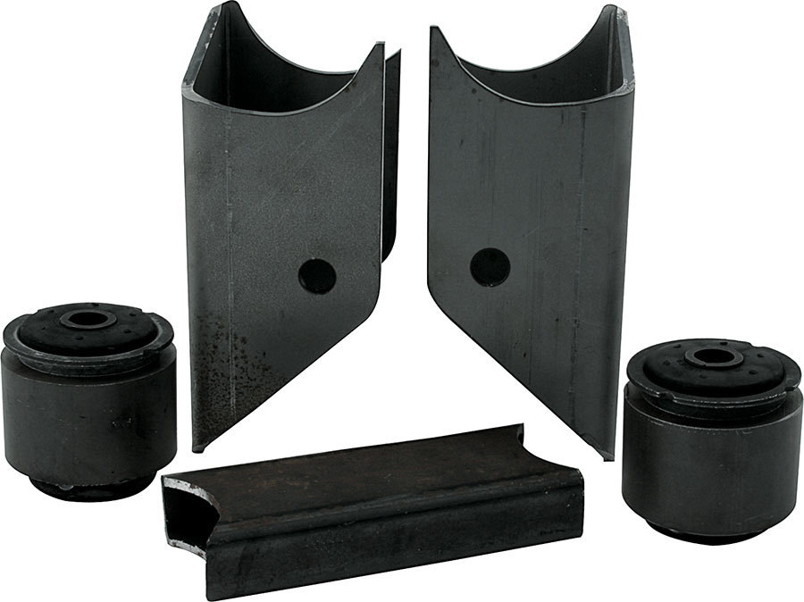 Allstar Performance Trailing Arm Bracket Kit 1 Hole Stock