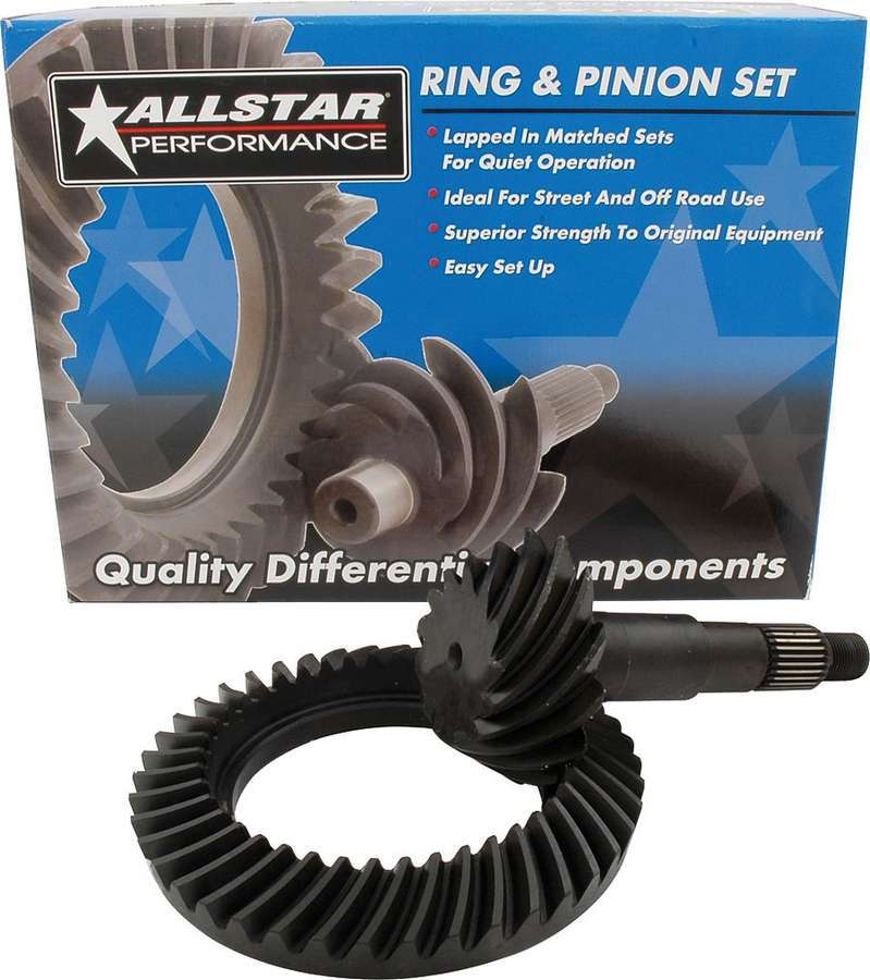 Allstar Performance Ring & Pinion GM 7.5 3.73 Thick