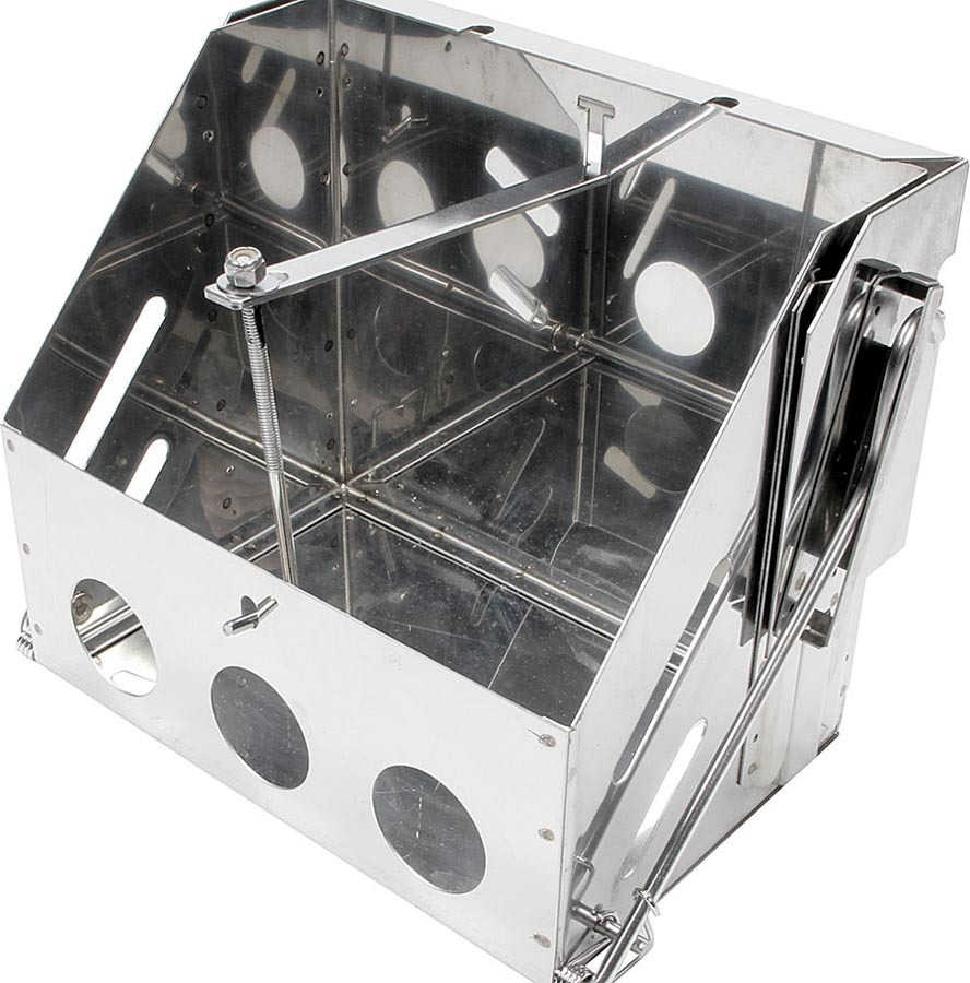 Allstar Performance Battery Box S/S Dropout