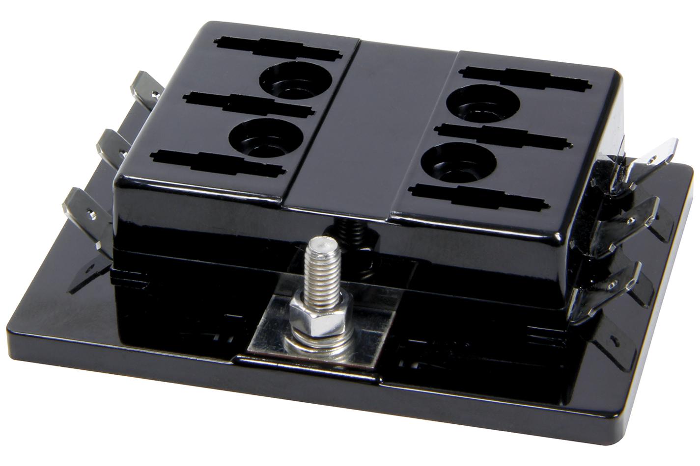 Allstar Performance Fuse Block 6-Circuit