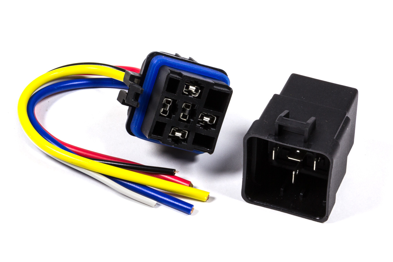 Allstar Performance Weatherproof Relay with Harness 30amp
