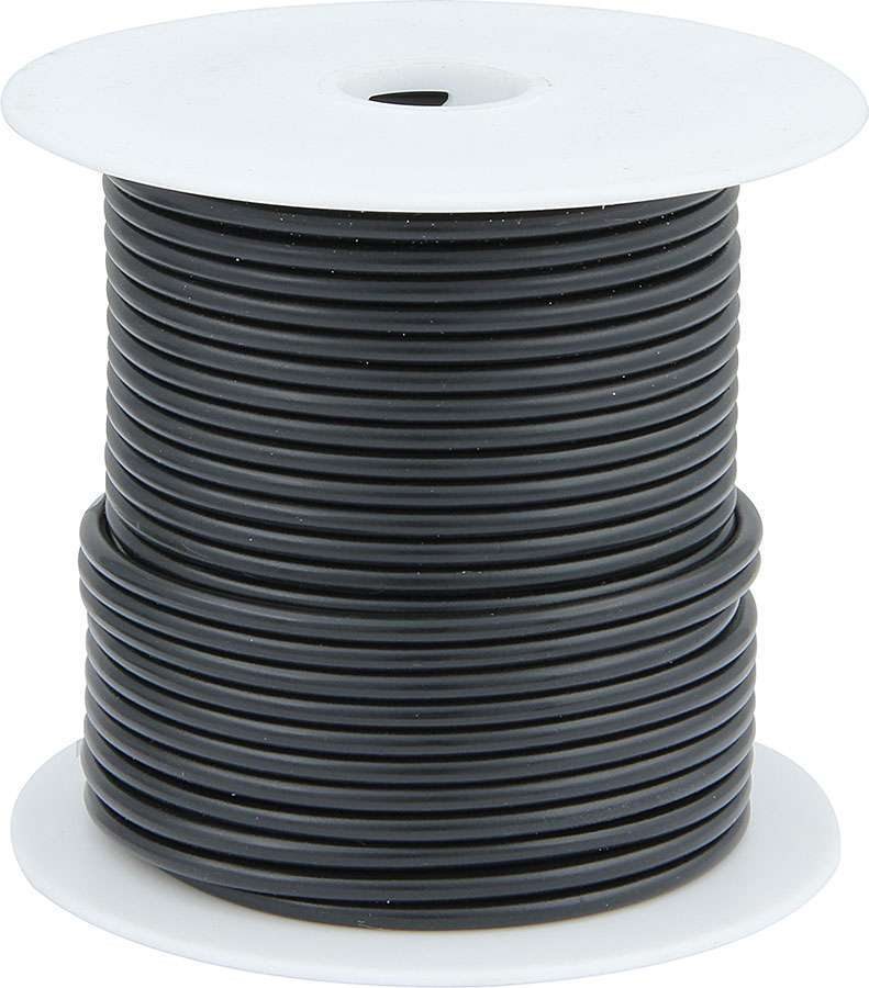 Allstar Performance 20 AWG Black Primary Wire 100ft