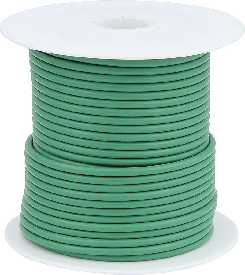 Allstar Performance 20 AWG Green Primary Wire 100ft